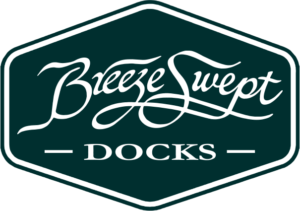 BreezeSwept Docks Logo